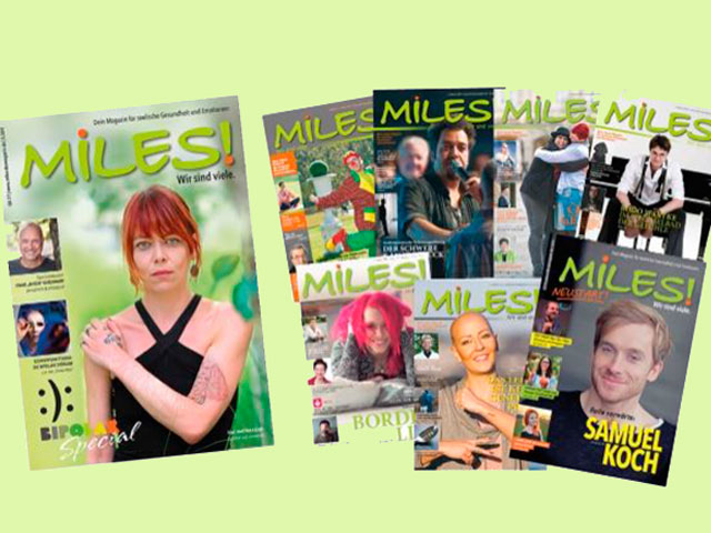 Miles! Das Magazin