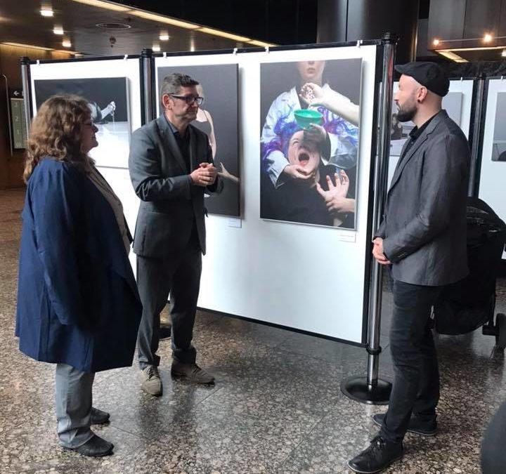 Rückblick auf die Ausstellungseröffnung der Teilnehmer des I.S.B.A.P. aus Essen