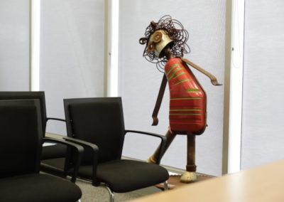 Skulptur Table Dancer